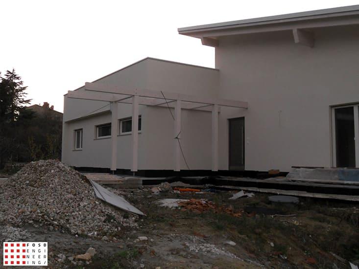 Fosd Engeneering Ingegneria Legno Calcolo Strutturale Progettazione Progetti 2011 Abitazione Civile Rimini (11)