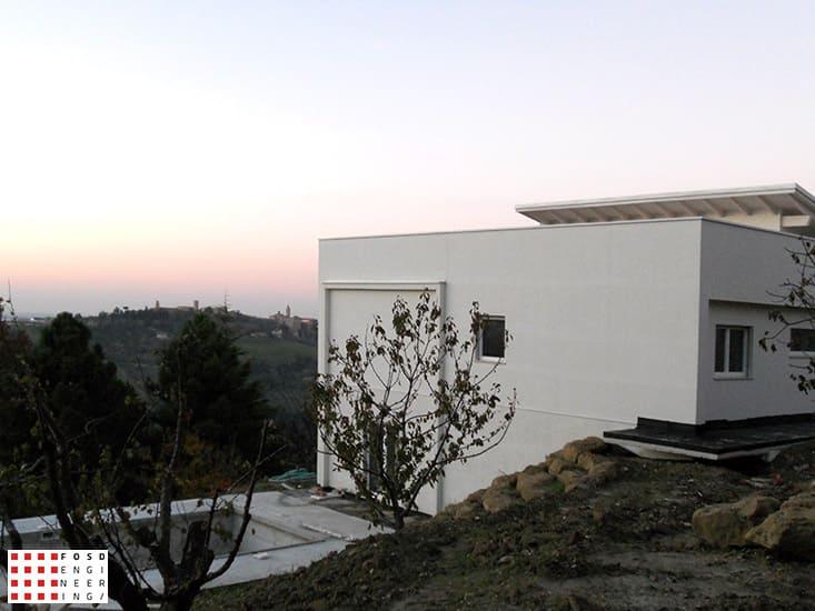 Fosd Engeneering Ingegneria Legno Calcolo Strutturale Progettazione Progetti 2011 Abitazione Civile Rimini (9)