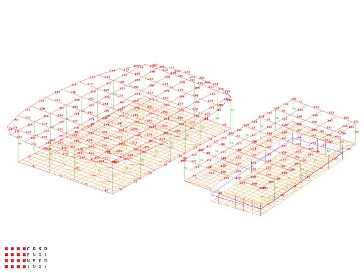 Fosd Engeneering Ingegneria Legno Calcolo Strutturale Progettazione Progetti 2011 Edificio a destinazione sportiva Armenia (1)