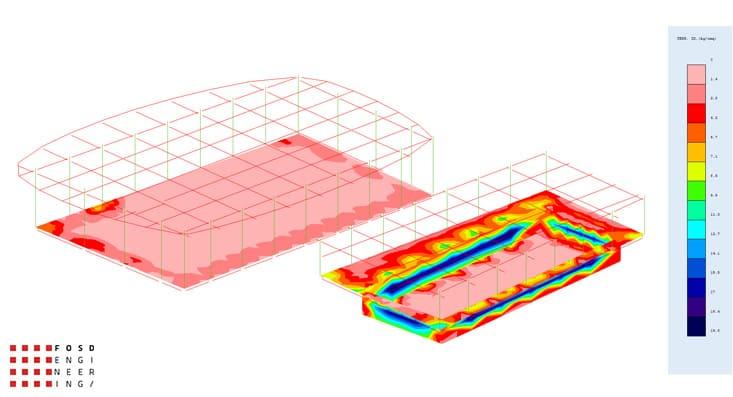 Fosd Engeneering Ingegneria Legno Calcolo Strutturale Progettazione Progetti 2011 Edificio a destinazione sportiva Armenia (25)