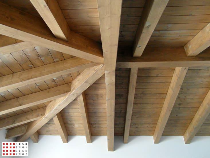 Fosd Engeneering Ingegneria Legno Calcolo Strutturale Progettazione Progetti 2011 Villetta Monofamiliare Perugia (1)