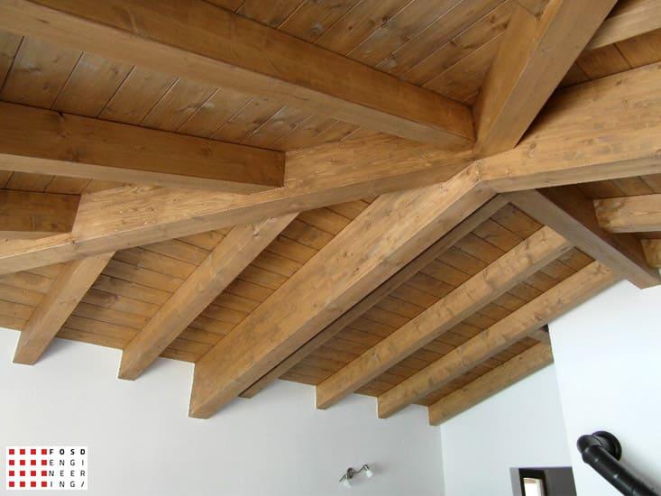 Fosd Engeneering Ingegneria Legno Calcolo Strutturale Progettazione Progetti 2011 Villetta Monofamiliare Perugia (2)
