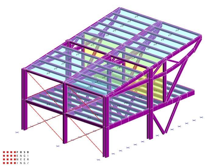 Fosd Engeneering Ingegneria Legno Calcolo Strutturale Progettazione Progetti 2012 Abitazione Civile Isole Filippine (2)