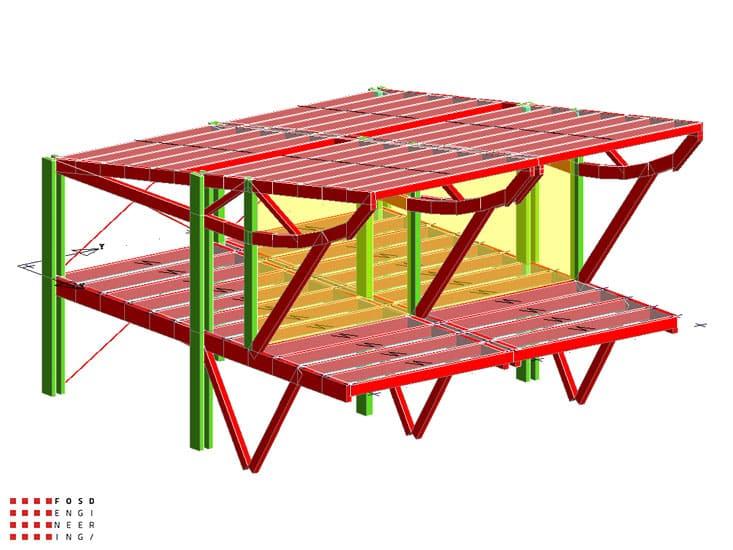 Fosd Engeneering Ingegneria Legno Calcolo Strutturale Progettazione Progetti 2012 Abitazione Civile Isole Filippine (3)