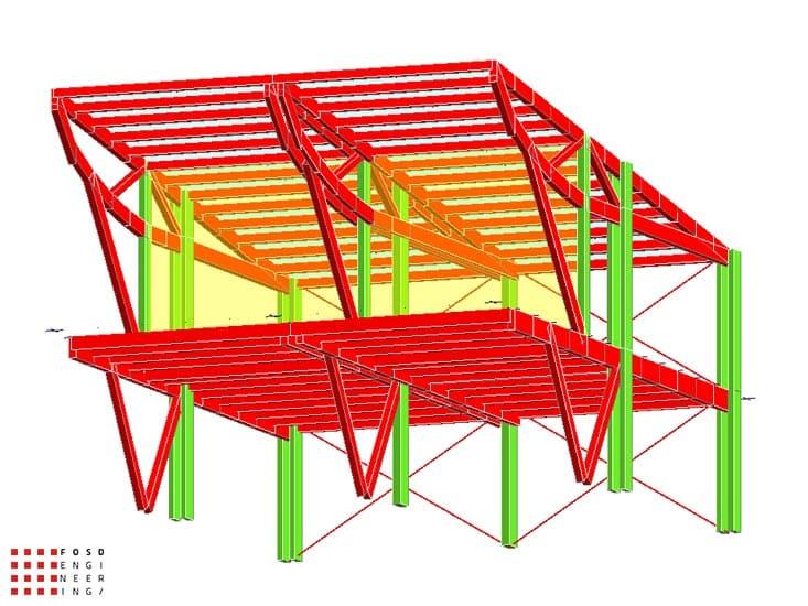 Fosd Engeneering Ingegneria Legno Calcolo Strutturale Progettazione Progetti 2012 Abitazione Civile Isole Filippine (4)