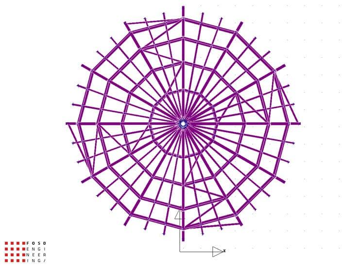 Fosd Engeneering Ingegneria Legno Calcolo Strutturale Progettazione Progetti 2012 Cupola Palermo (2)