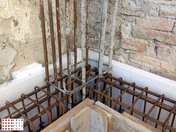 Fosd Engeneering Ingegneria Legno Calcolo Strutturale Progettazione Progetti 2012 Ristrutturazione fabbricato residenziale Fano (2)