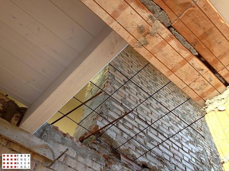 Fosd Engeneering Ingegneria Legno Calcolo Strutturale Progettazione Progetti 2012 Ristrutturazione fabbricato residenziale Fano (8)