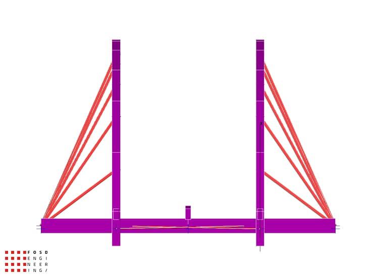 Fosd Engeneering Ingegneria Legno Calcolo Strutturale Progettazione Progetti 2012 Studio di fattibilità passerella pedonale (3)