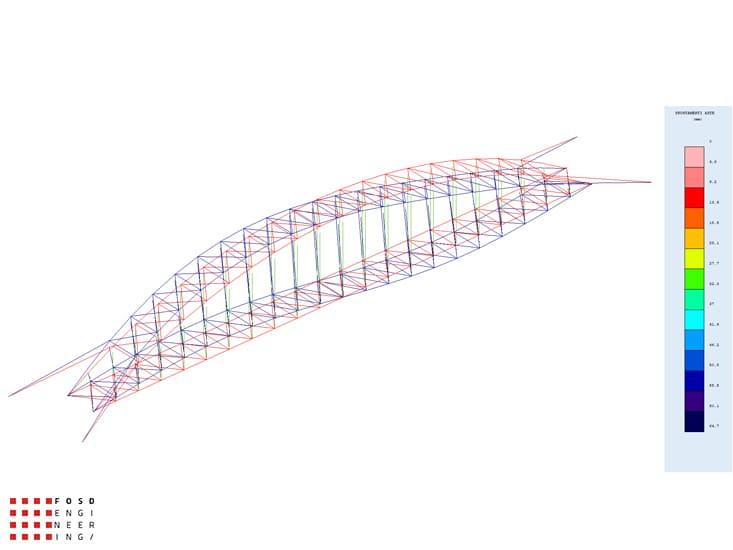 Fosd Engeneering Ingegneria Legno Calcolo Strutturale Progettazione Progetti 2012 Studio fattibilità passerella pedonale Millesimo (7)