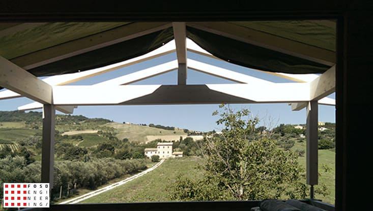 Fosd Engeneering Ingegneria Legno Calcolo Strutturale Progettazione Progetti 2013 Progettazione villa unifamiliare Ancona (3)
