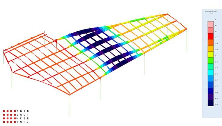 Fosd Engeneering Ingegneria Legno Calcolo Strutturale Progettazione Progetti 2013 Ristorante Foggia (7)