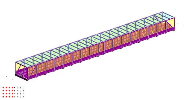 Fosd Engeneering Ingegneria Legno Calcolo Strutturale Progettazione Progetti 2013 Studio Fattibilità passerella Doha(1)
