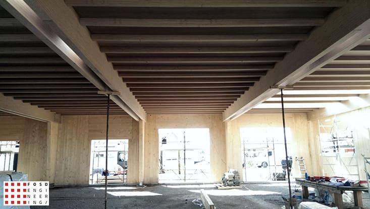 Fosd Engeneering Ingegneria Legno Calcolo Strutturale Progettazione Progetti 2014 Capannone San Mauro Pascoli (3)