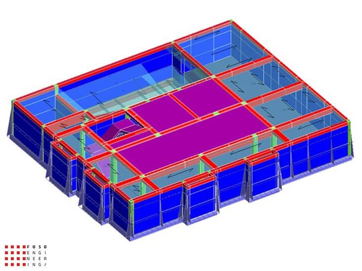Fosd Engeneering Ingegneria Legno Calcolo Strutturale Progettazione Progetti 2014 Villa al Mare Marotta (16)