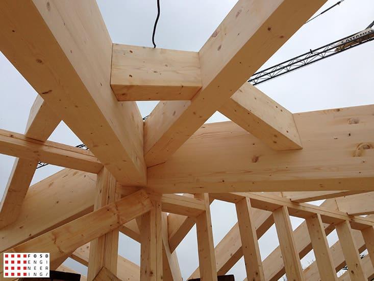 Fosd Engeneering Ingegneria Legno Calcolo Strutturale Progettazione Progetti 2014 Progettazione villa unifamiliare Pesaro (5)