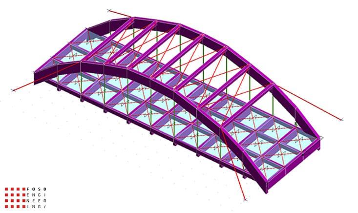 Fosd Engeneering Ingegneria Legno Calcolo Strutturale Progettazione Progetti 2014 Studio fattibilità pontecarrabile(1)