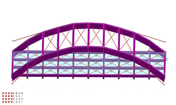 Fosd Engeneering Ingegneria Legno Calcolo Strutturale Progettazione Progetti 2014 Studio fattibilità pontecarrabile(2)