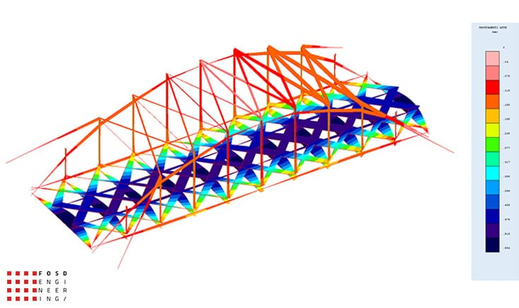 Fosd Engeneering Ingegneria Legno Calcolo Strutturale Progettazione Progetti 2014 Studio fattibilità pontecarrabile(6)