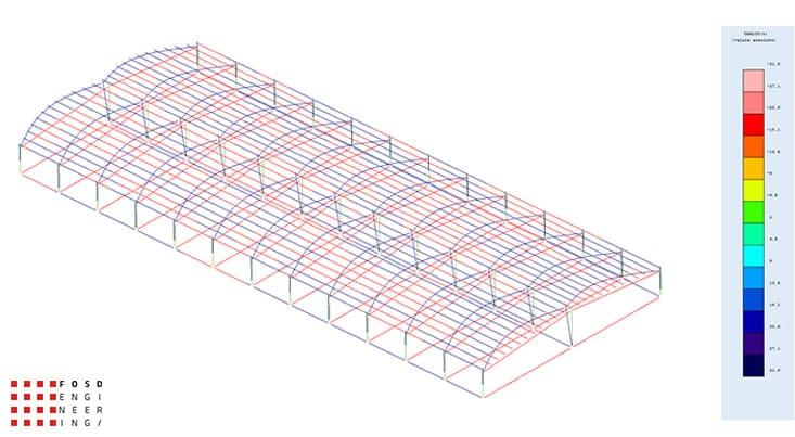 Fosd Engeneering Ingegneria Legno Calcolo Strutturale Progettazione Progetti Edificio Industriale (4)