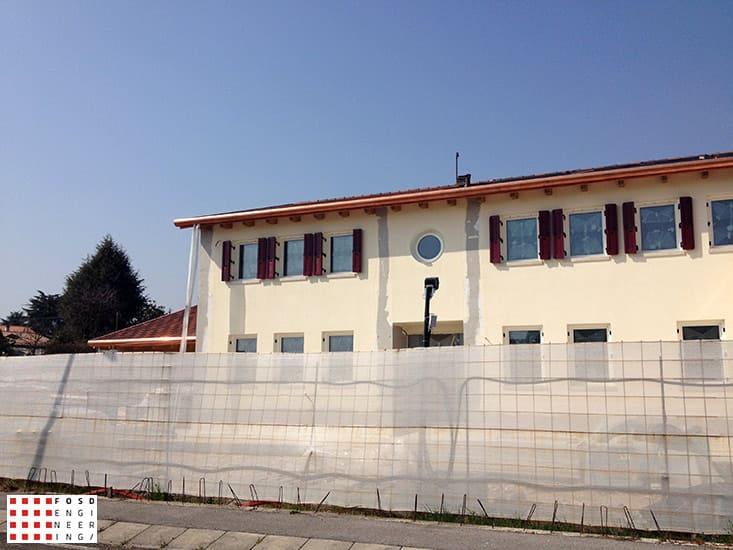 Fosd Engeneering Ingegneria Legno Calcolo Strutturale Progettazione Progetti Villa Giavera del Montello (7)