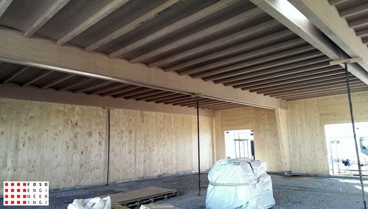 fosd engeneering ingegneria legno calcolo strutturale progettazione progetti 2014 edificio industriale microlamellare rimini 10