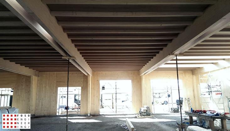 fosd engeneering ingegneria legno calcolo strutturale progettazione progetti 2014 edificio industriale microlamellare rimini 11