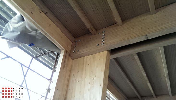 fosd engeneering ingegneria legno calcolo strutturale progettazione progetti 2014 edificio industriale microlamellare rimini 9