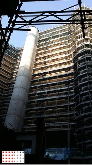 Fosd Engeneering Ingegneria Legno Calcolo Strutturale Progetti 2014 hotel Duca Aosta Milano3