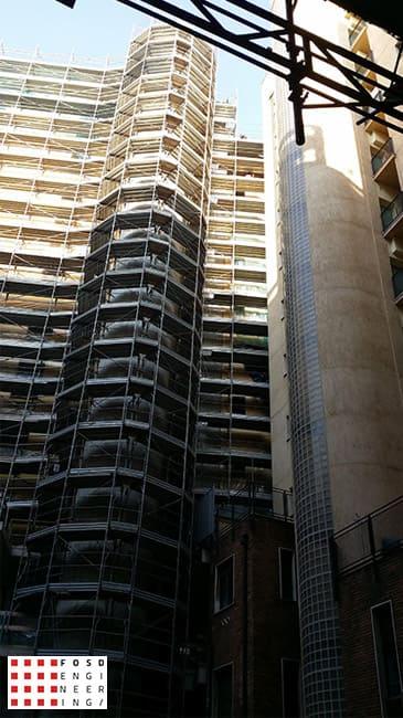 Fosd Engeneering Ingegneria Legno Calcolo Strutturale Progetti 2014 hotel Duca Aosta Milano4