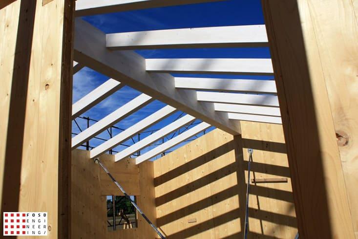 Fosd Engeneering Ingegneria Legno Calcolo Strutturale Progettazione Progetti 2014 Residenziale San Mauro Pascoli (1)