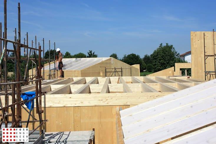 Fosd Engeneering Ingegneria Legno Calcolo Strutturale Progettazione Progetti 2014 Residenziale San Mauro Pascoli (11)