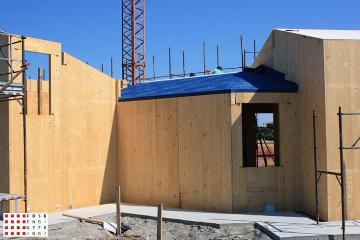 Fosd Engeneering Ingegneria Legno Calcolo Strutturale Progettazione Progetti 2014 Residenziale San Mauro Pascoli (19)