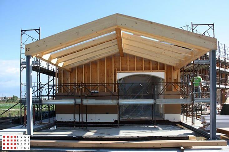 Fosd Engeneering Ingegneria Legno Calcolo Strutturale Progettazione Progetti 2014 Residenziale San Mauro Pascoli (23)