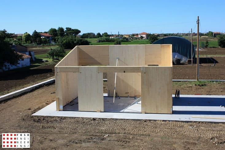 Fosd Engeneering Ingegneria Legno Calcolo Strutturale Progettazione Progetti 2014 Residenziale San Mauro Pascoli (3)