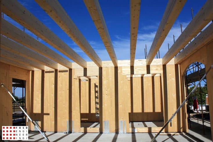 Fosd Engeneering Ingegneria Legno Calcolo Strutturale Progettazione Progetti 2014 Residenziale San Mauro Pascoli (5)