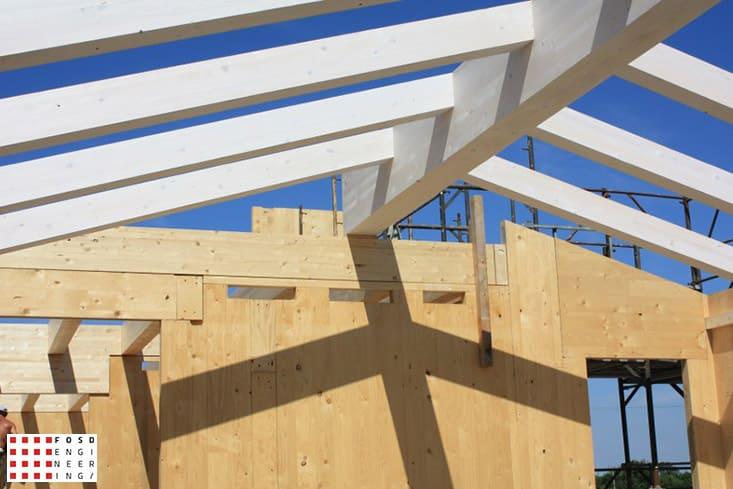 Fosd Engeneering Ingegneria Legno Calcolo Strutturale Progettazione Progetti 2014 Residenziale San Mauro Pascoli (9)