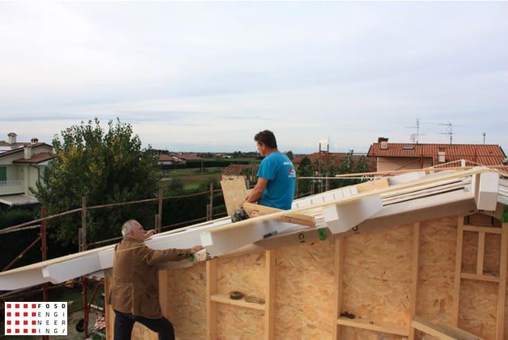 Fosd Engeneering Ingegneria Legno Calcolo Strutturale Progettazione Progetti 2015 Progettazione abitazione Forlì Cesena (10)