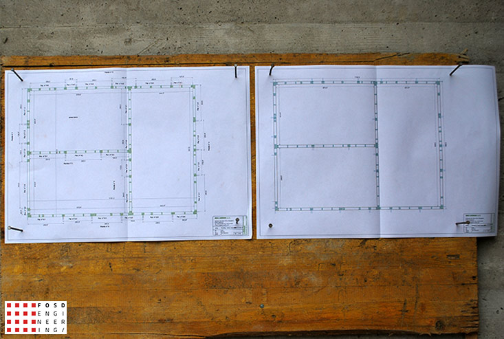 Fosd Engeneering Ingegneria Legno Calcolo Strutturale Progettazione Progetti 2015 Progettazione abitazione Pesaro (5)