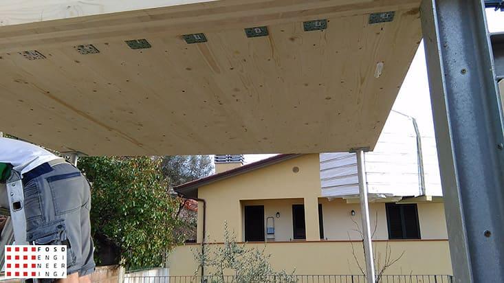 Fosd Engeneering Ingegneria Legno Calcolo Strutturale Progettazione Progetti 2015 Progettazione ampliamento Perugia (2)