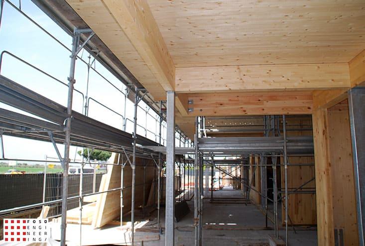 fosd-engeneering-ingegneria-legno-calcolo-strutturale-progettazione-progetti-2015 fabbricato residenziale 8 unita roma 16