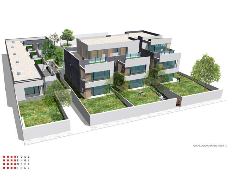 fosd-engeneering-ingegneria-legno-calcolo-strutturale-progettazione-progetti-2015 fabbricato residenziale 8 unita roma 25