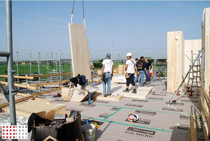fosd-engeneering-ingegneria-legno-calcolo-strutturale-progettazione-progetti-2015 fabbricato residenziale 8 unita roma 8