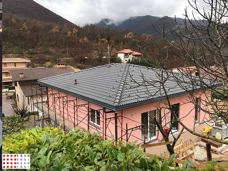 Fosd Engeneering Ingegneria Legno Calcolo Strutturale Progettazione Progetti 2016 Costruzione Abitazione Pesaro (12)