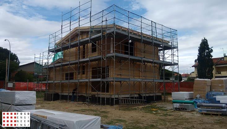 Fosd Engeneering Ingegneria Legno Calcolo Strutturale Progettazione Progetti 2016 Costruzione civile abitazione Ravenna (4)