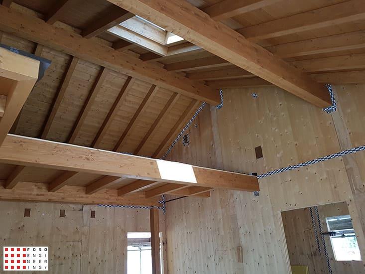 Fosd Engeneering Ingegneria Legno Calcolo Strutturale Progettazione Progetti 2016 Villa Unifamiliare Savona (3)