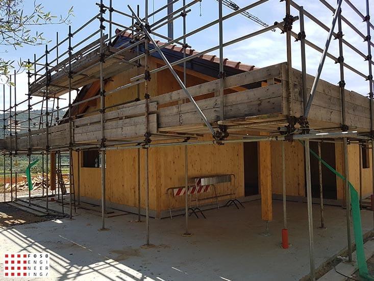 Fosd Engeneering Ingegneria Legno Calcolo Strutturale Progettazione Progetti 2016 Villa Unifamiliare Savona (4)