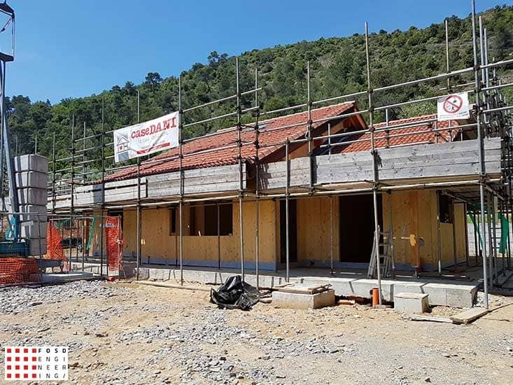 Fosd Engeneering Ingegneria Legno Calcolo Strutturale Progettazione Progetti 2016 Villa Unifamiliare Savona (6)