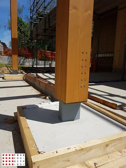 Fosd Engeneering Ingegneria Legno Calcolo Strutturale Progettazione Progetti 2016 Villa Unifamiliare Savona (7)