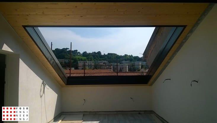 Fosd Engeneering Ingegneria Legno Calcolo Strutturale Progettazione Progetti 2017 Copertura in legno Ancona (2)
